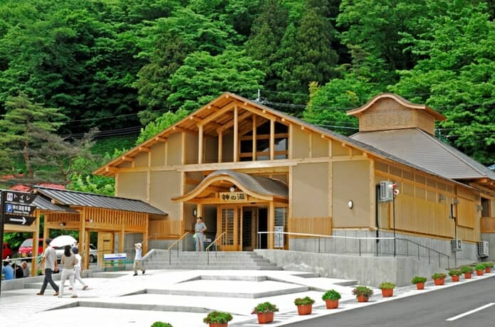 遠刈田温泉 公共浴場