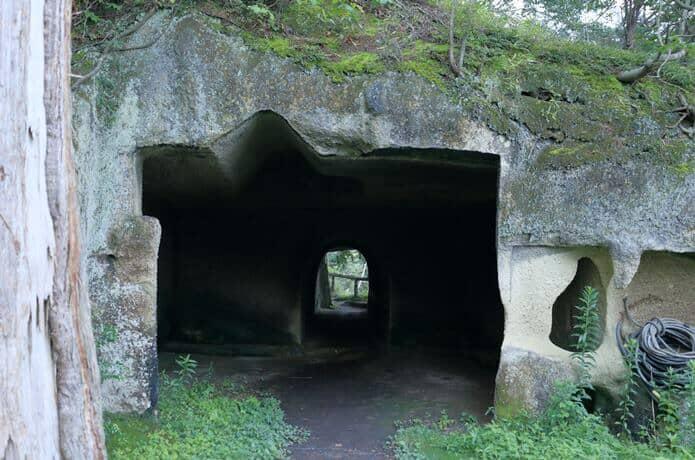 雄島 洞窟