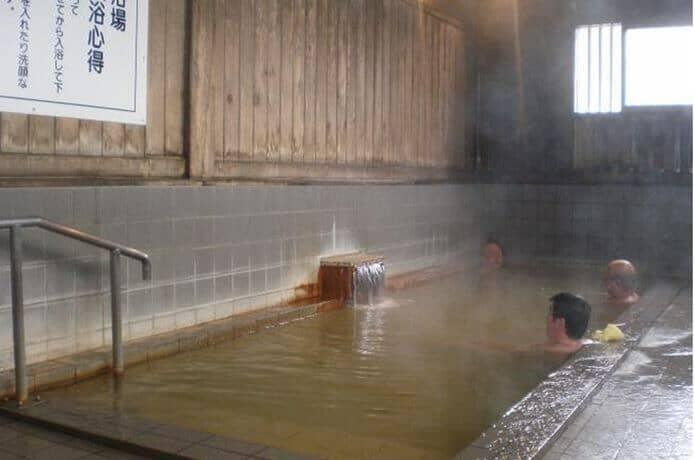 共同浴場 寿の湯