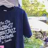 定禅寺ジャズフェスティバルとTシャツ