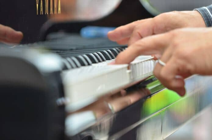 定禅寺ジャズフェスティバルとピアノ