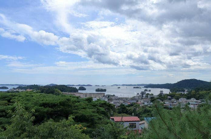 新富山 松島