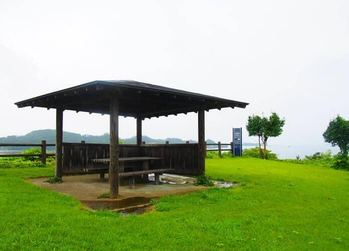 稲ヶ﨑公園と展望
