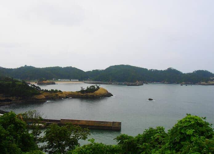 稲ヶ﨑公園 大浜