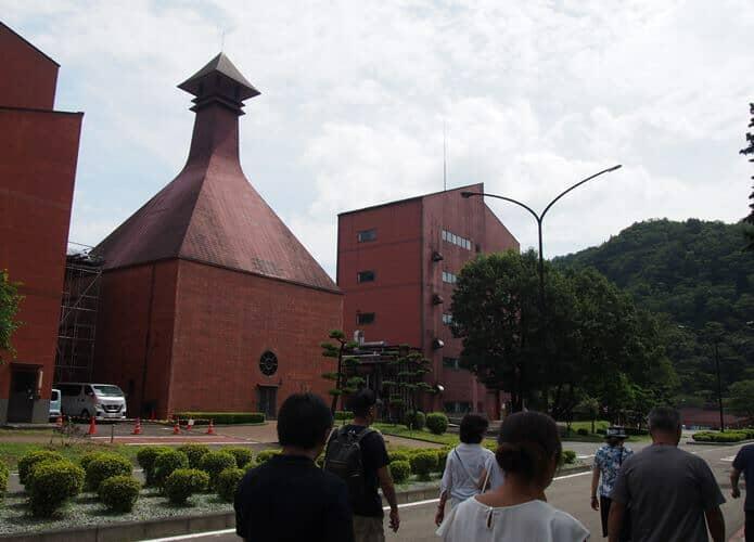 ニッカウヰスキー仙台工場見学