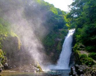 秋保大滝 滝つぼ