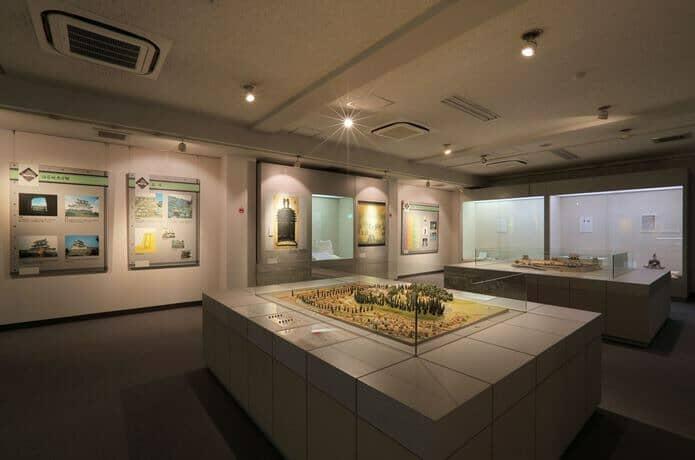 白石城 歴史探訪ミュージアム