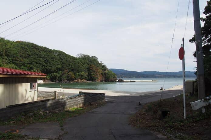 田代島 大泊港