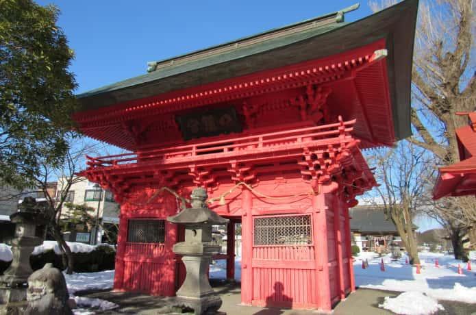 吉岡八幡神社 宮城県