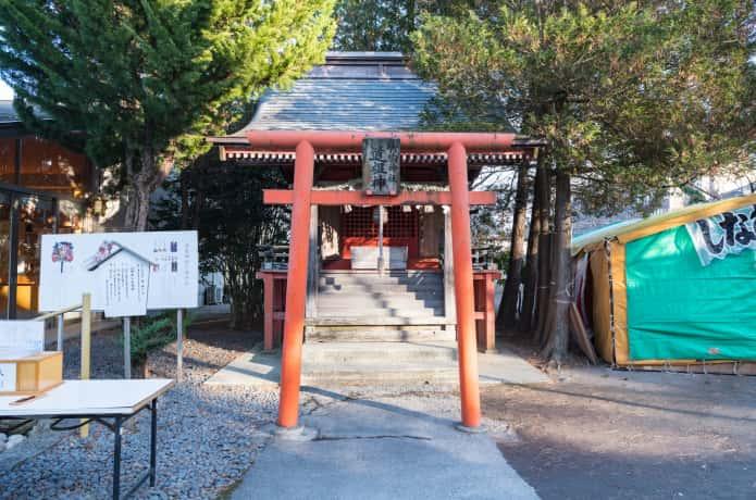 津島神社 登米市 神社
