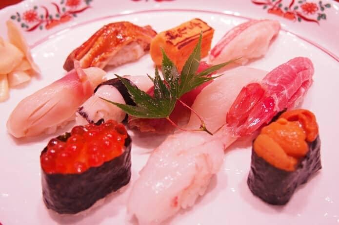 塩釜市 寿司