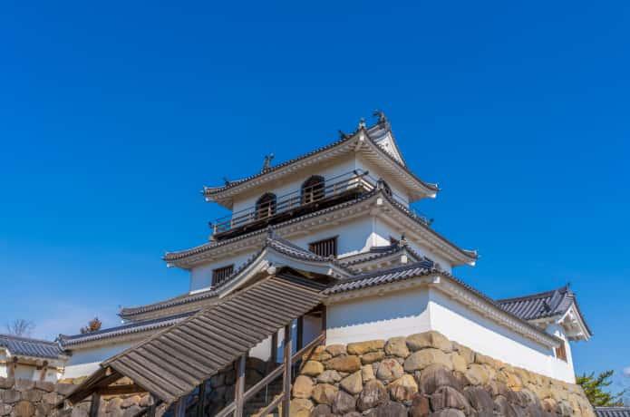 白石城 三階櫓