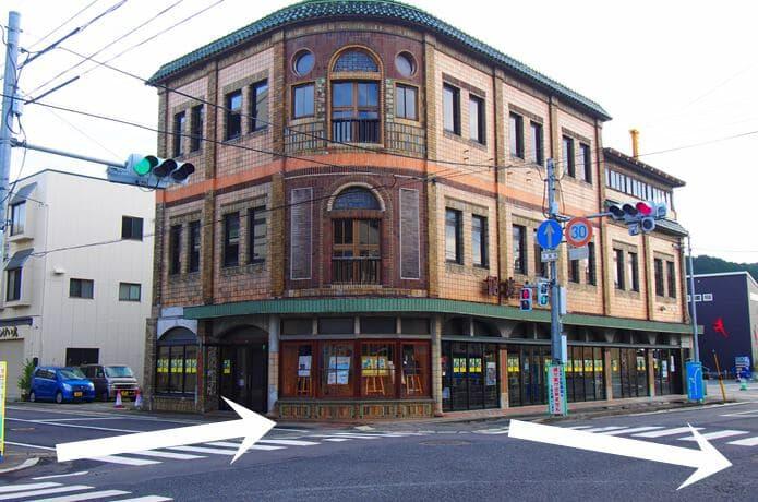 石巻 旧観慶丸商店