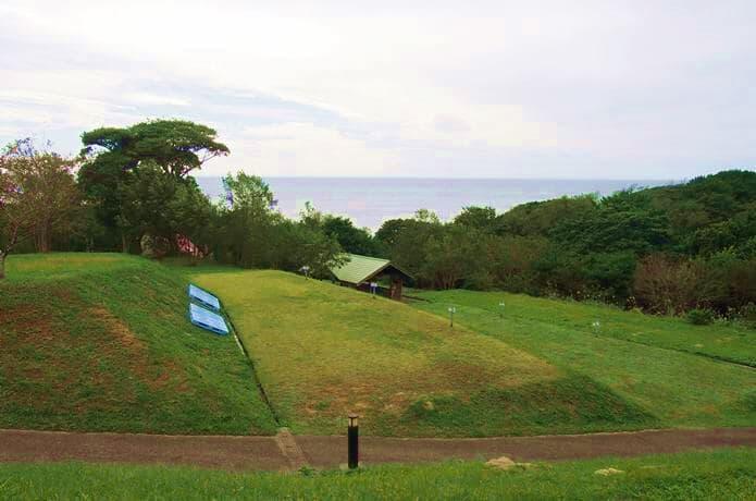 田代島 マンガアイランド キャンプサイト