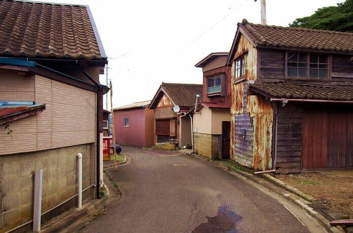 田代島 集落