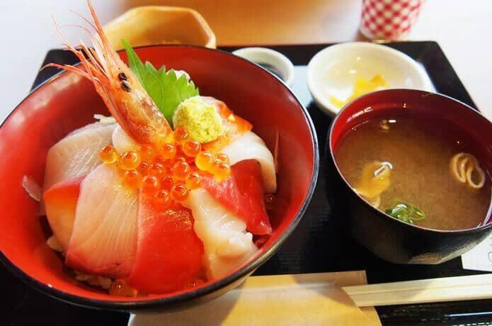 いしのまき元気市場 海鮮丼