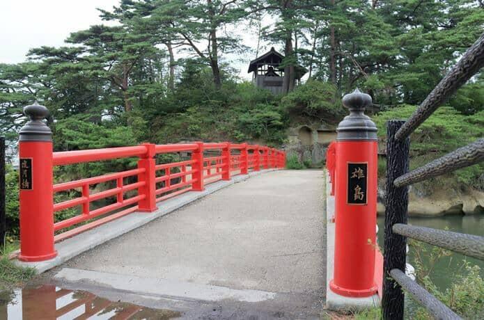 渡月橋 松島
