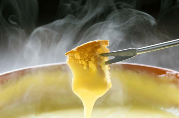 チーズフォンデュ イメージ画像