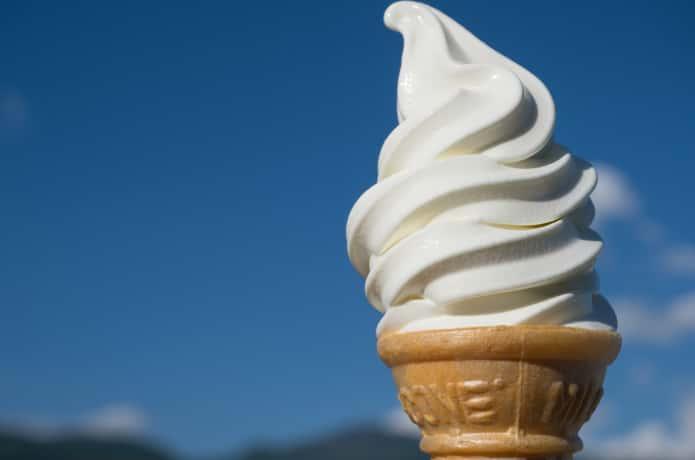 ソフトクリーム イメージ画像
