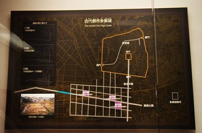 多賀城 全体図
