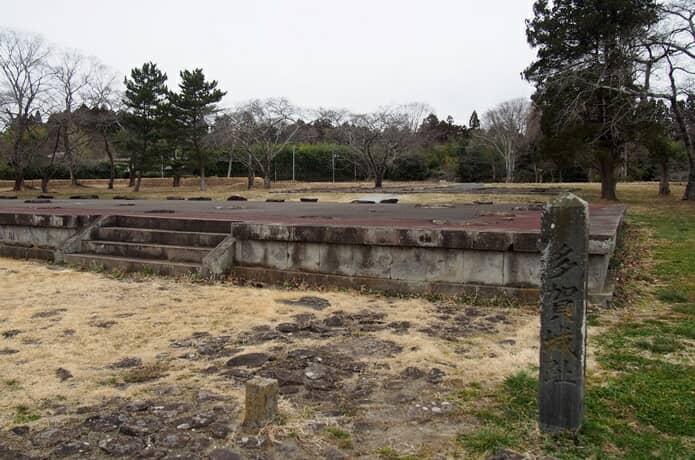 多賀城跡 政庁