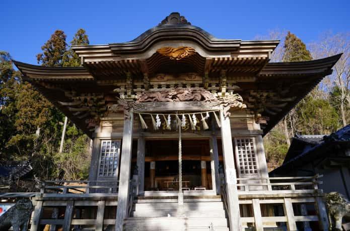 気仙沼大島 大島神社