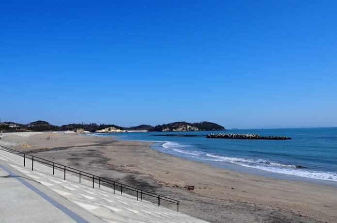 菖蒲田浜海水浴場