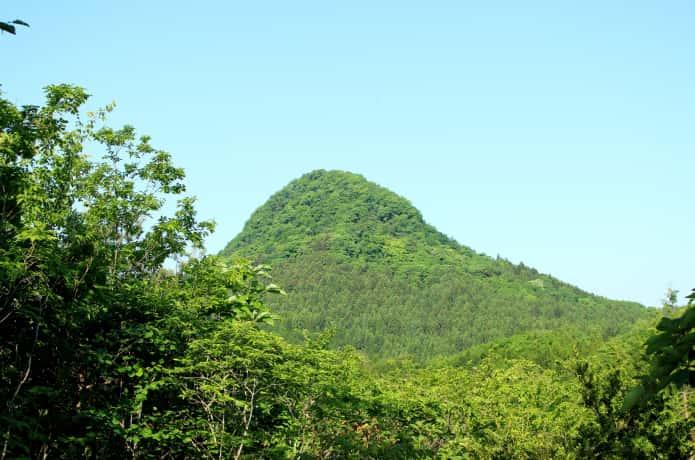 仙台 太白山