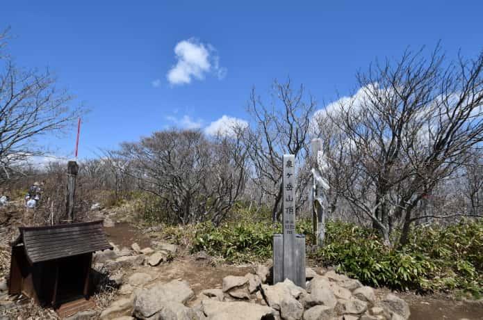 泉ヶ岳 山頂