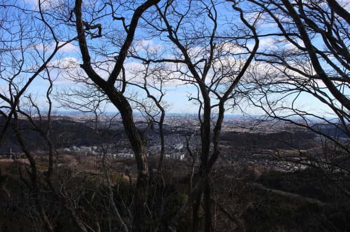 太白山 山頂からの眺め