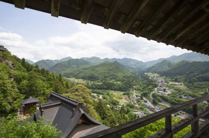 山形県 立石寺