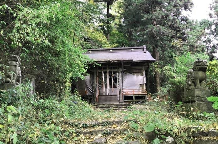 生出森神社