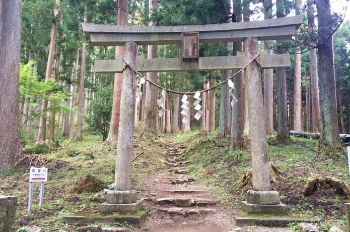 太白山 神社
