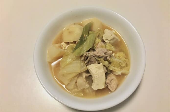 仙台風芋煮
