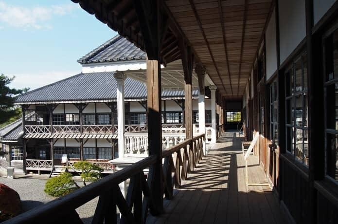 教育史料館 二階
