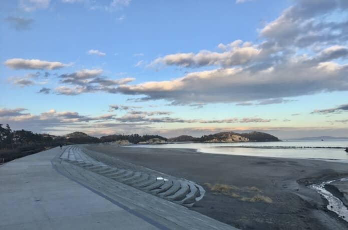 菖蒲田浜海水浴場3