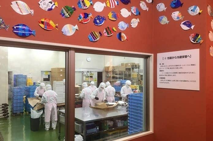 松島蒲鉾店 梱包質