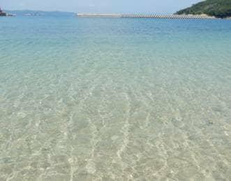 網地島海水浴場