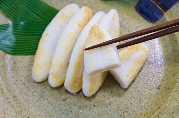 笹かまぼこ 食事イメージ