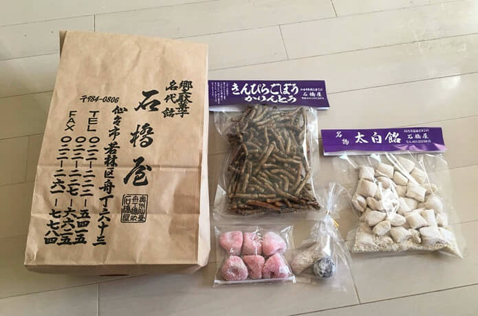 仙台 石橋屋 菓子