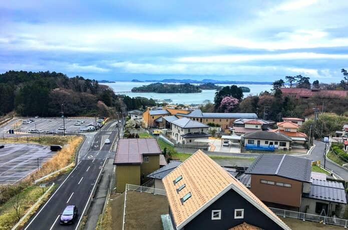 松島町 景色