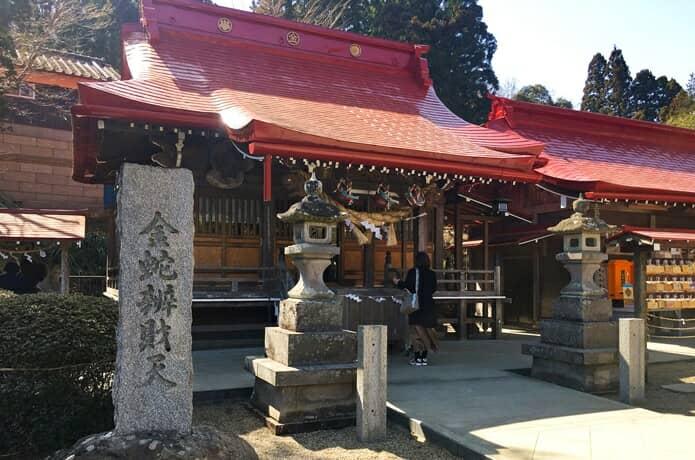 金蛇弁財天神社