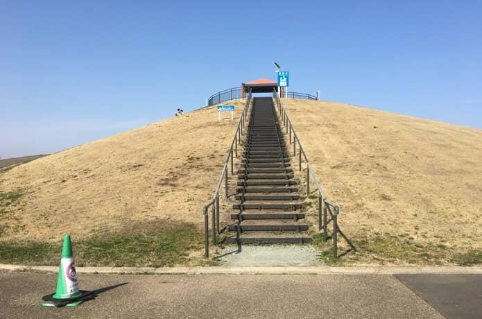 千年希望の丘(第1号丘)