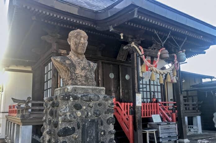 柴田町 白鳥神社