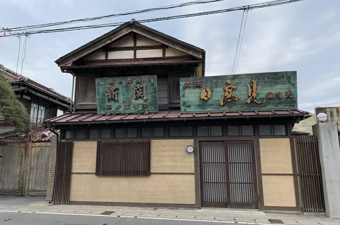 石巻 近代建築