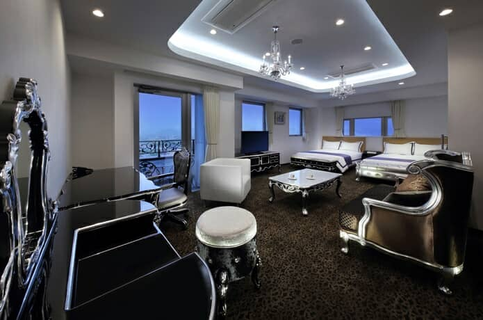 ベネシアンホテル白石蔵王 スイートルーム