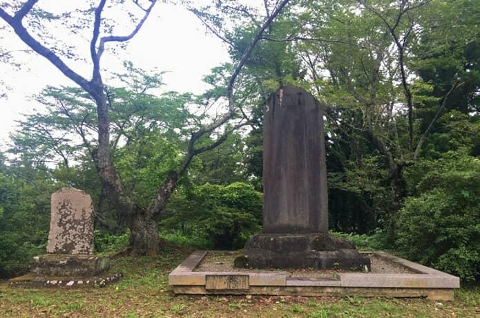 川崎城 板碑