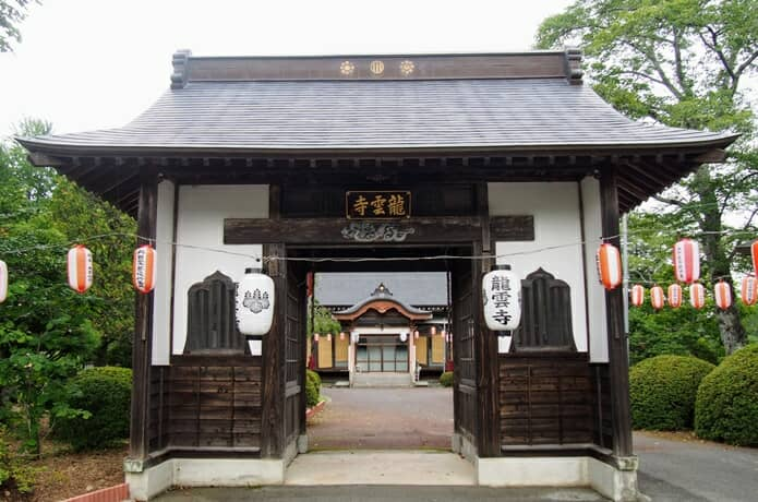 龍雲寺 宮城