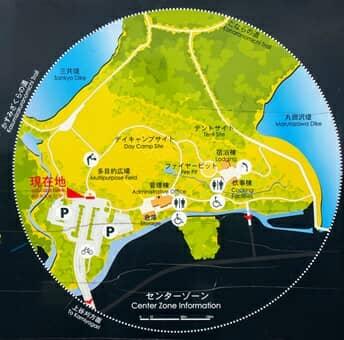 水の森公園 地図