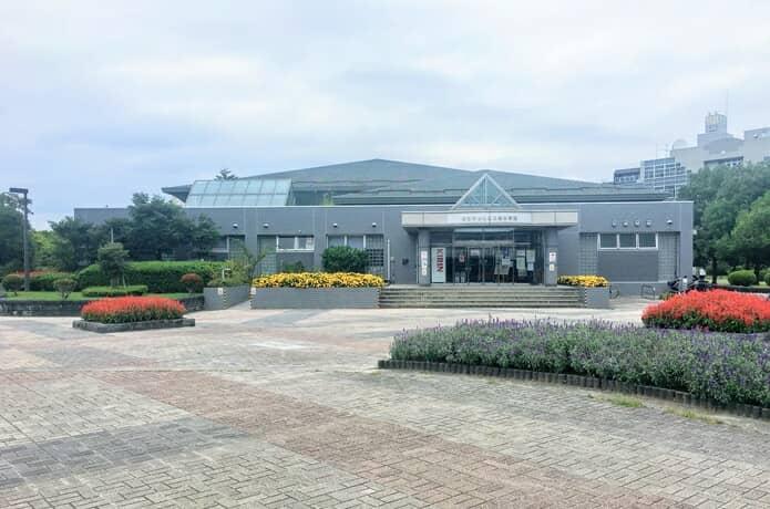 仙台市七北田公園体育館